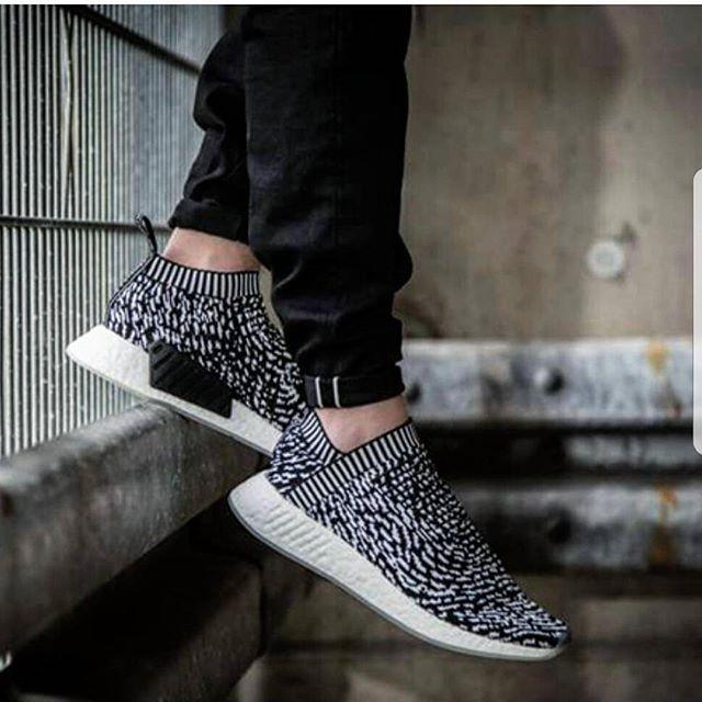 33c3500c85017 Adidas Nmd CS2 Zebra Premium Original   sepatu olahraga   sneakers