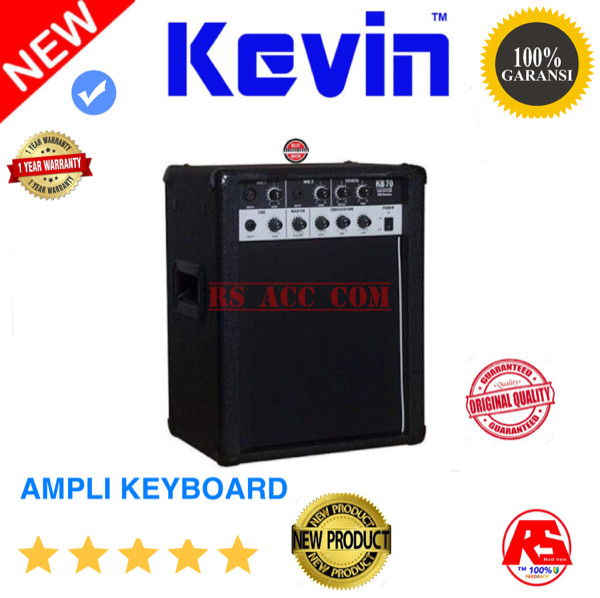 harga Amplifier speaker keyboard kevin kb70 Tokopedia.com