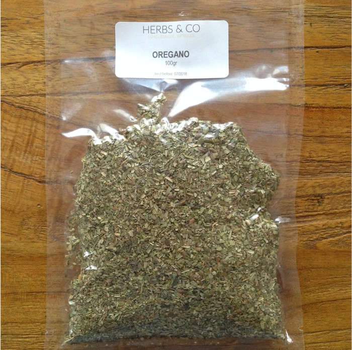 Dried Oregano 100 gram