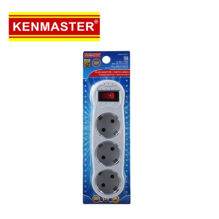 Kenmaster steker switch 002k3