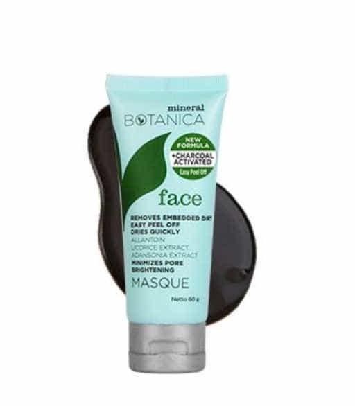 harga Mineral botanica brightening masque (masker) Tokopedia.com