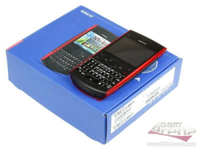 harga Nokia x-press 2-01 ori Tokopedia.com