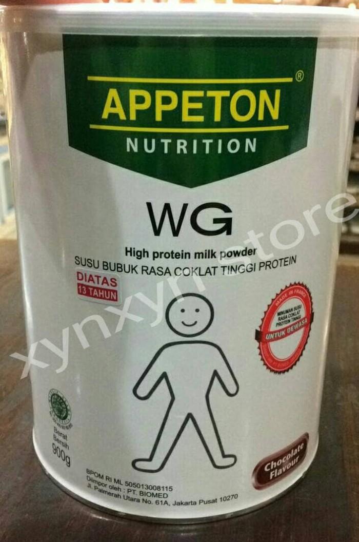 Jual Appeton Weight Gain Adult 900gr Appeton Weight Gain