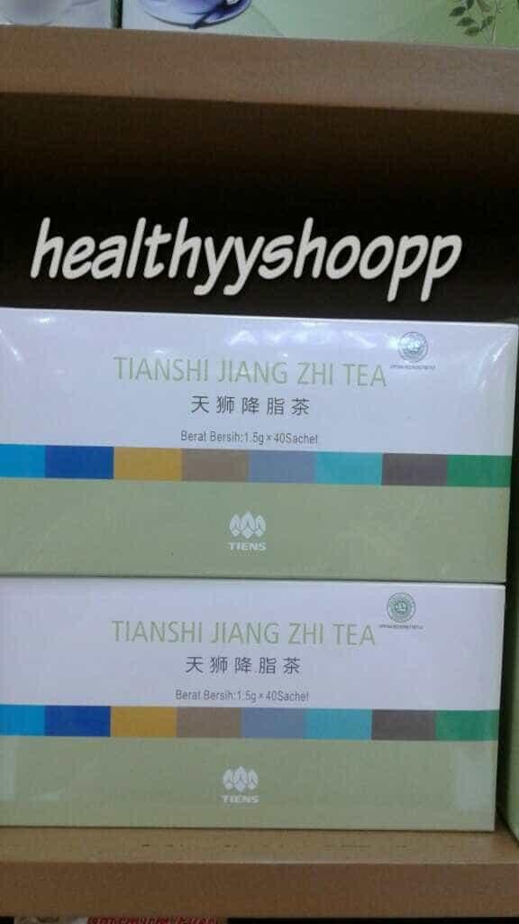 harga Tianshi jiang zhi tea Tokopedia.com