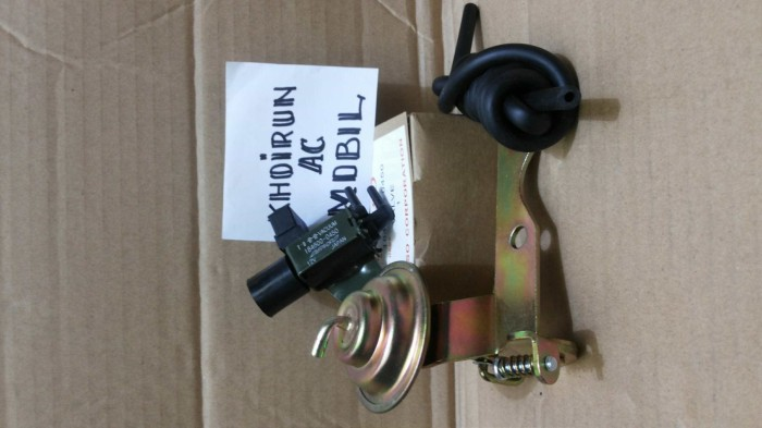 harga Vaccum vacum idle up ac + selenoid + selang vacum mobil kijang super Tokopedia.com
