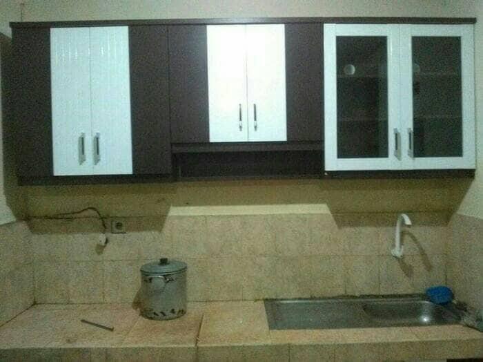 Jual Kitchen Set Lemari Gantung Anata Harga Paket Panjang Dapur