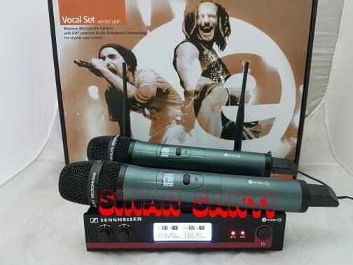 harga Mic sennheiser ew 3000 g3 wireless microphone ( handheld ) Tokopedia.com