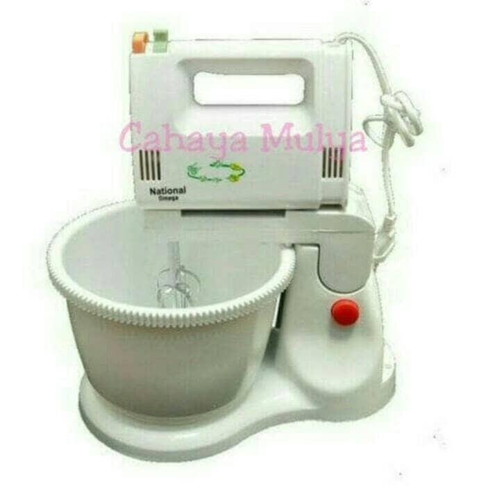 harga Pencampur dengan mangkuk (stand mixer com) national viva/omega Tokopedia.com