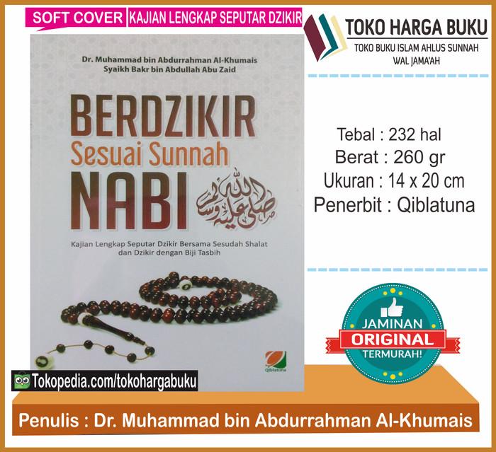 harga Berdzikir sesuai sunnah nabi Tokopedia.com