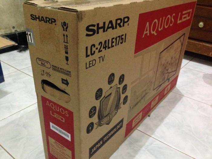 SHARP TV LED 24 inch - LC-24LE175i