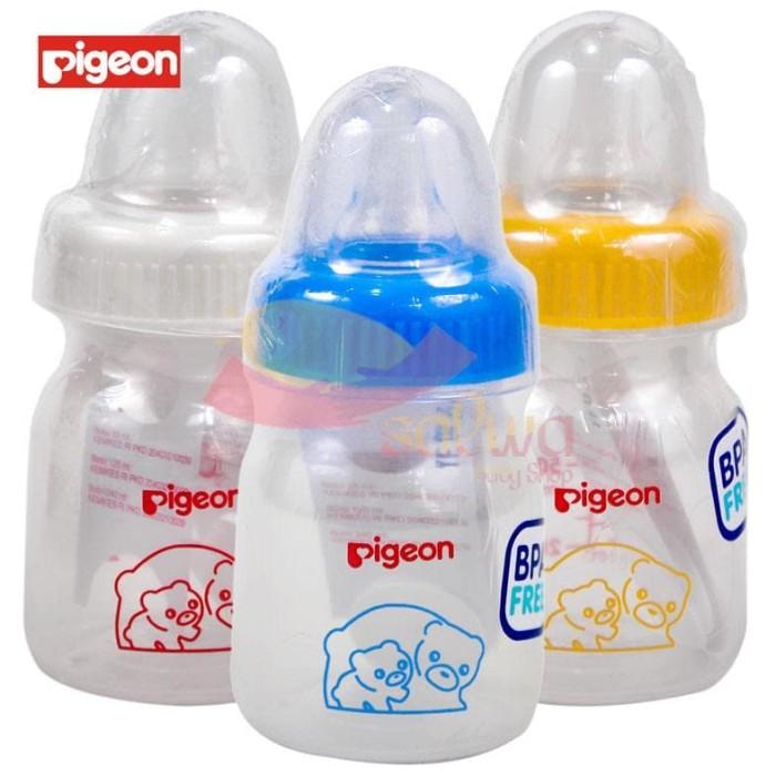 harga Pigeon botol susu 50ml bpa free/pp standard assorted Tokopedia.com