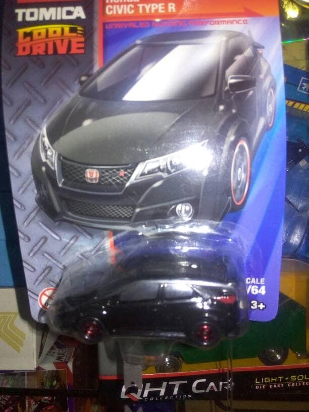 harga Mainan Mobil Honda Civic Type R Miniatur Tomica Diecast Tokopedia.com