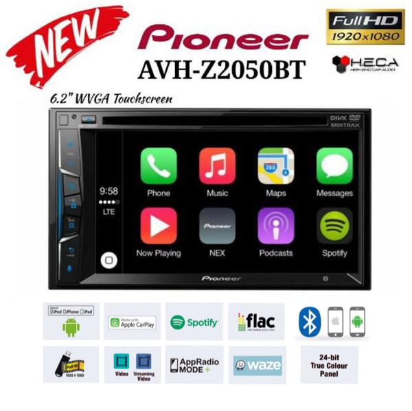 harga Pioneer Avh-z2050bt Head Unit Double Din Avh Z2050 Bt Tape Mobil Audio Tokopedia.com