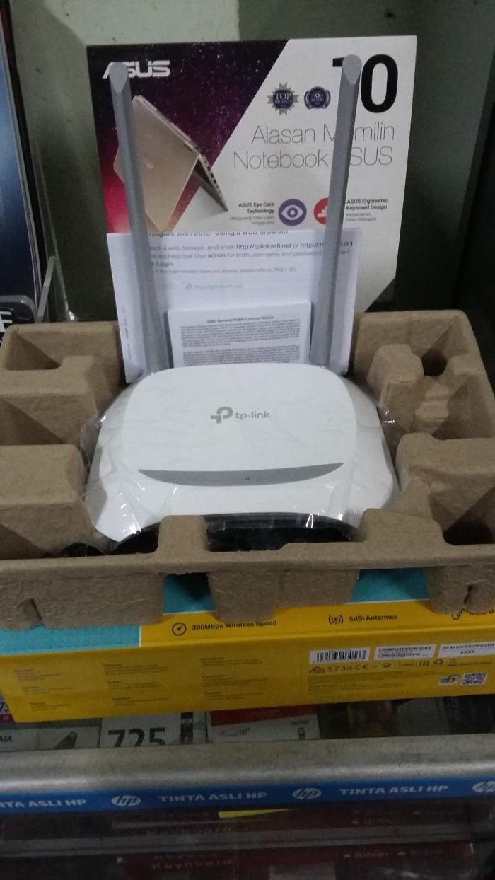 Jual Beli Wireless N Router Tp Link Tl Wr840n 300 Mbps 2 Antena 300mbps