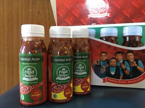 Jual Sambal Acan Raja Banjar Kota Banjarmasin Martplus Minimarket Tokopedia