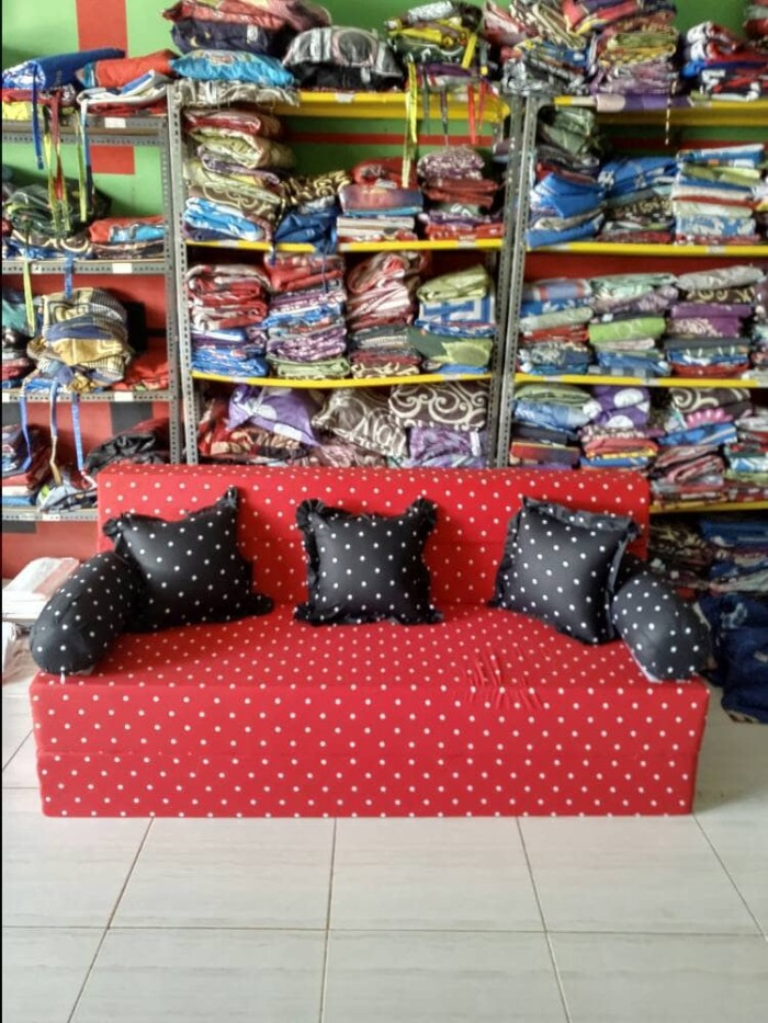 Jual Sofa Bed Inoac Ukuran 200 Cm X 160 Cm X 20 Cm No 2 Kota Tangerang Juragan Kasur Busa Tokopedia