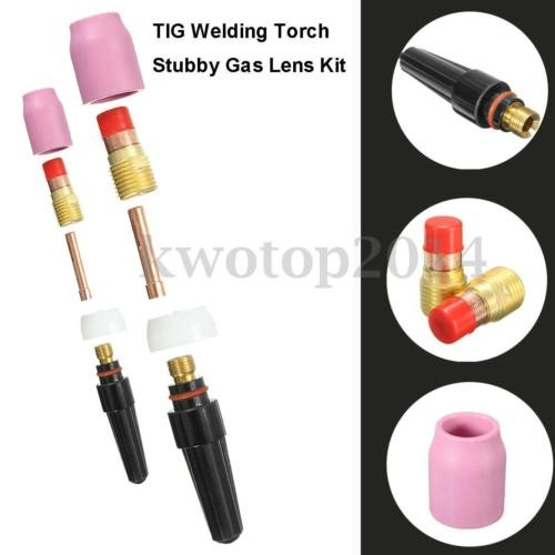 Jual 5pcs Tig Welding Torch Stubby Cup Gas Collet Body Lens Kit For Tig Wp Jakarta Pusat Indoknivezia Tokopedia