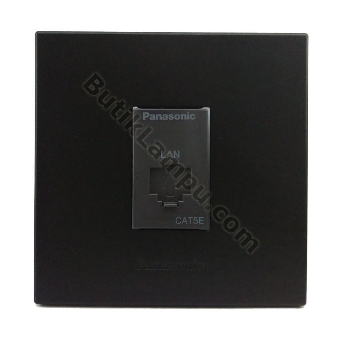 Foto Produk Outlet Data Socket Data Panasonic Style Black dari butiklampu