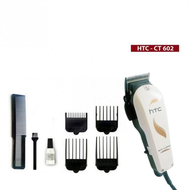 TERMURAH Alat Pencukur Rambut Mesin Cukur HTC CT-602 Hair Clipper .