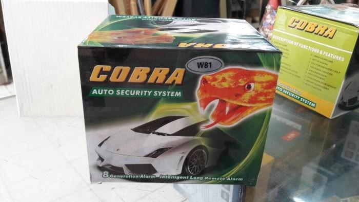 Harga Alarm Mobil Cobra