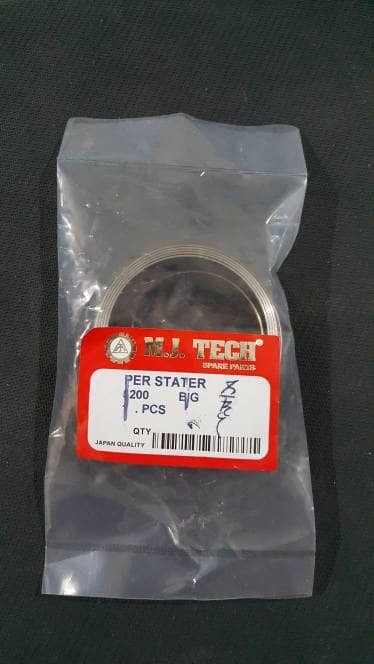 harga Per selah / pegas assy starter tebal motor mini gp trail atv Tokopedia.com