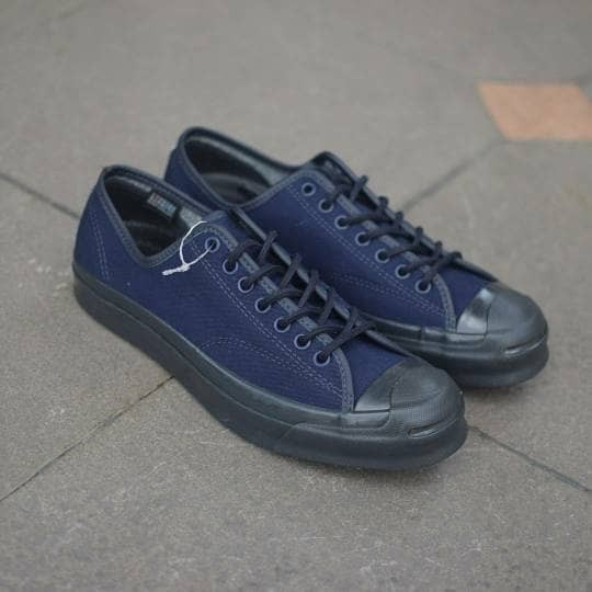 harga Converse jack purcell signature counter climate navy/black Tokopedia.com
