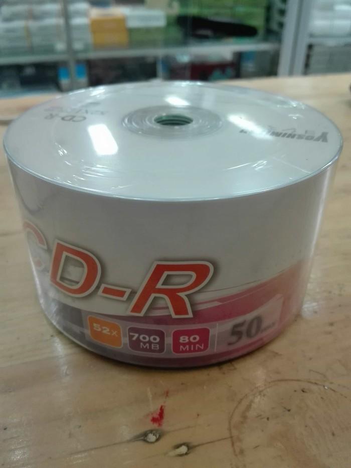 harga Cd-r yoshimitsu isi 50pcs Tokopedia.com