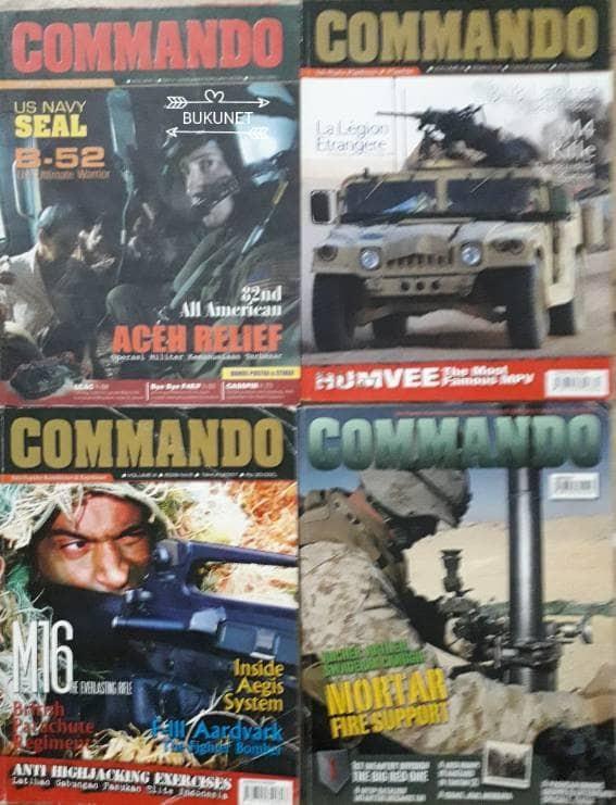 harga Majalah commando Tokopedia.com