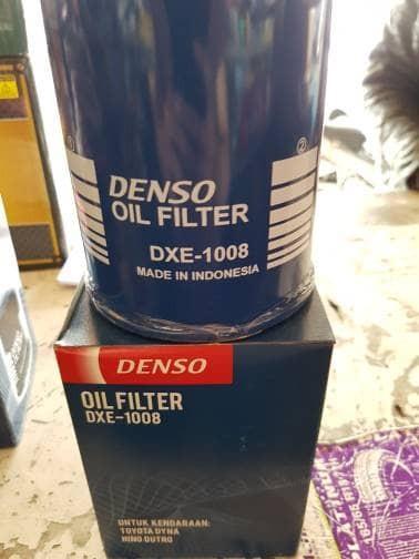harga Filter oli toyota dyna 125ps hino dutro filter oli ps125 denso ori Tokopedia.com