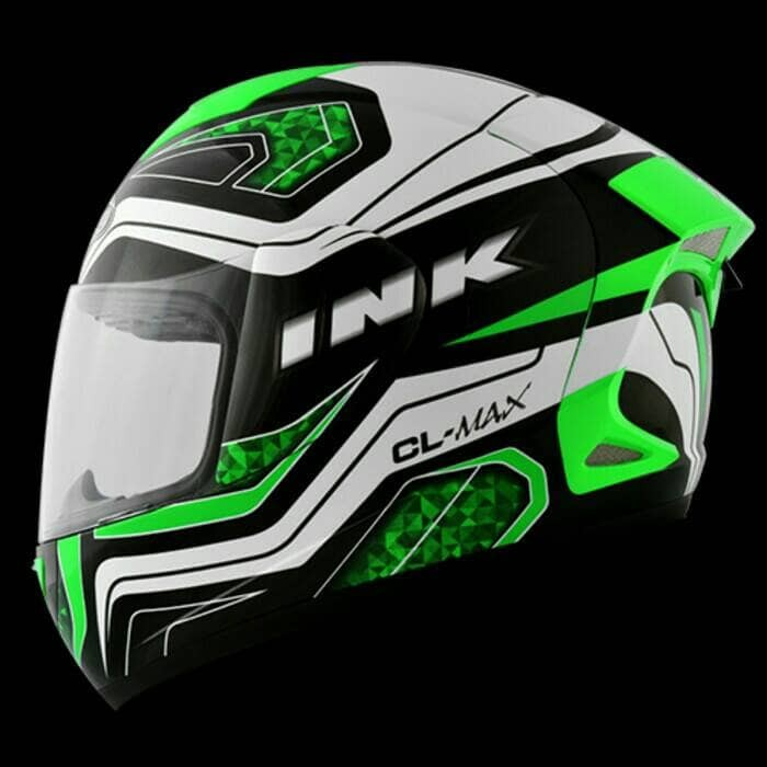 INK CL MAX SERI 5 # GREEN FLUO