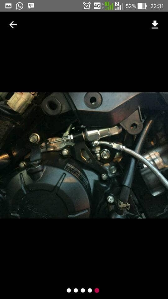 harga Stud kopling hidrolik untuk motor vixion ninja cbr cb150 satria fu Tokopedia.com
