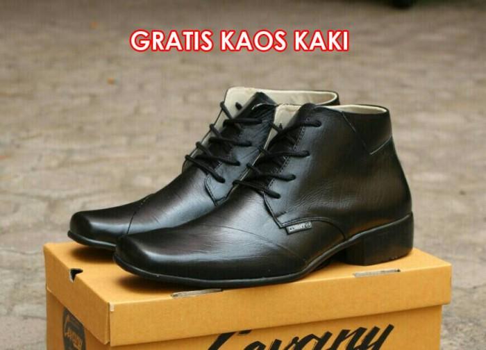 harga Sepatu pantofel kulit asli murah sepatu pria kerja formal boots Tokopedia.com