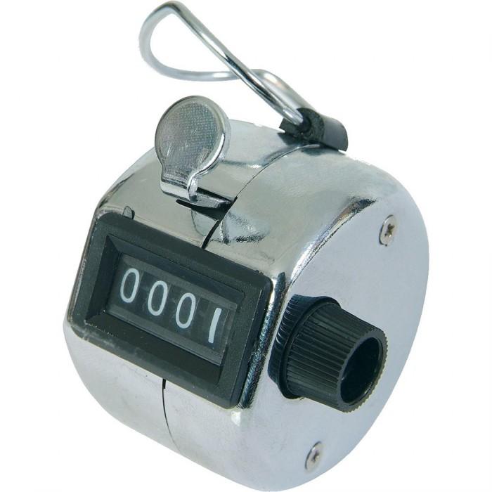 harga Mechanical manual round hand counter human traffic / alat penghitung Tokopedia.com