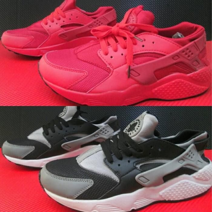 Sepatu Nike Air Huarace Sneaker Slip On Santai Grade Original