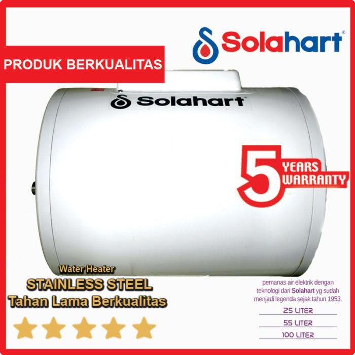 harga Solahart electric pemanas air water heater 86h-25 australia kap.25 l Tokopedia.com