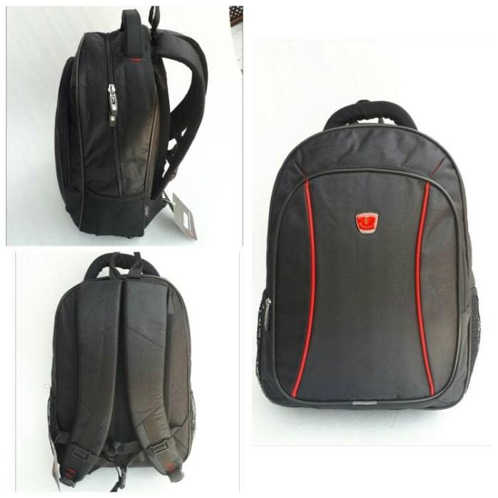 Foto Produk tas ransel/ tas laptop bahan kanvas-POLO FELIX 777 crm grosir dari TAS AIR BONE