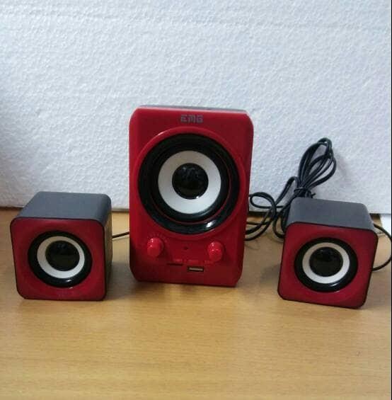 Power Up S602 Speaker Aktif Bluetooth Connectiongaransi Resmi Power ... - Dazumba Speaker 2.1