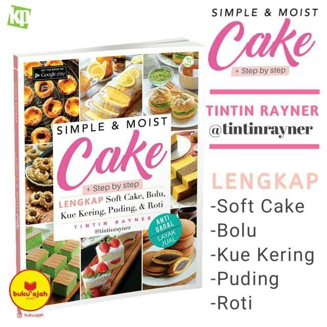 harga Simple & Moist Cake - @tintinrayner Tokopedia.com