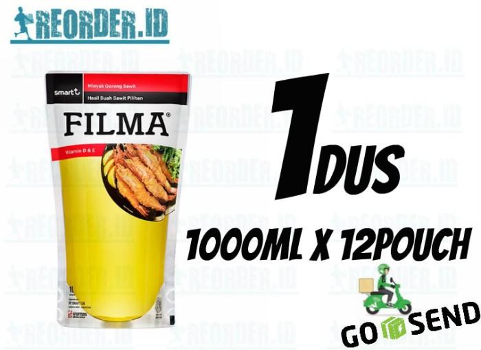 harga Filma pouch 1 liter 1 dus minyak goreng Tokopedia.com
