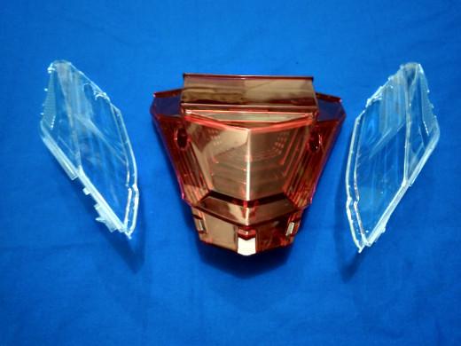 Foto Produk mika lampu stop Honda beat all new fi esp / beat street . dari BOIS ONLINE SHOP
