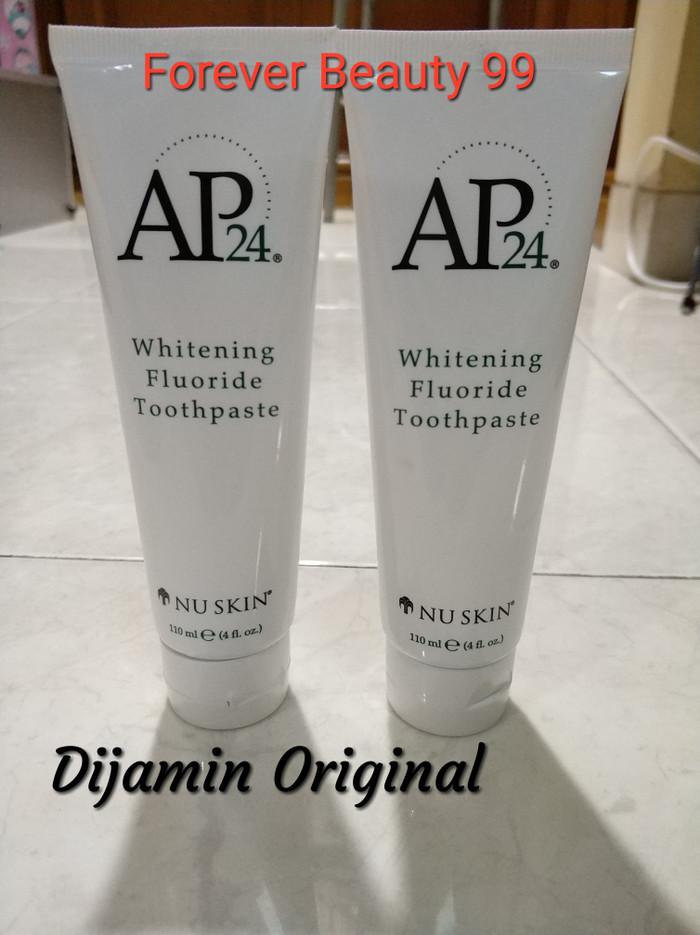 harga Pasta Gigi Ap24 Whitening Flouride Toothpaste Ap 24 - Memutihkan Gigi Tokopedia.com