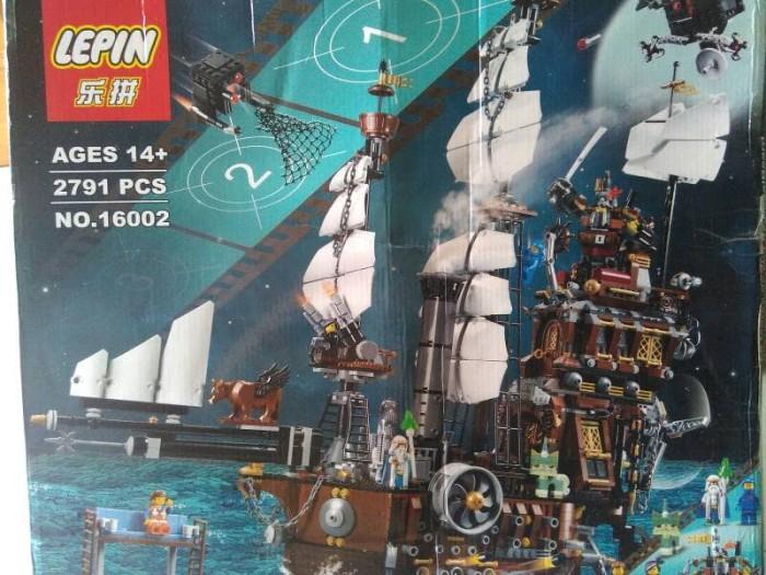 Jual Lego Kw kapal/ship Lepin 16002 Metal Beards Sea Cow the Movie - Kab   Tuban - toko-hobi-ku | Tokopedia