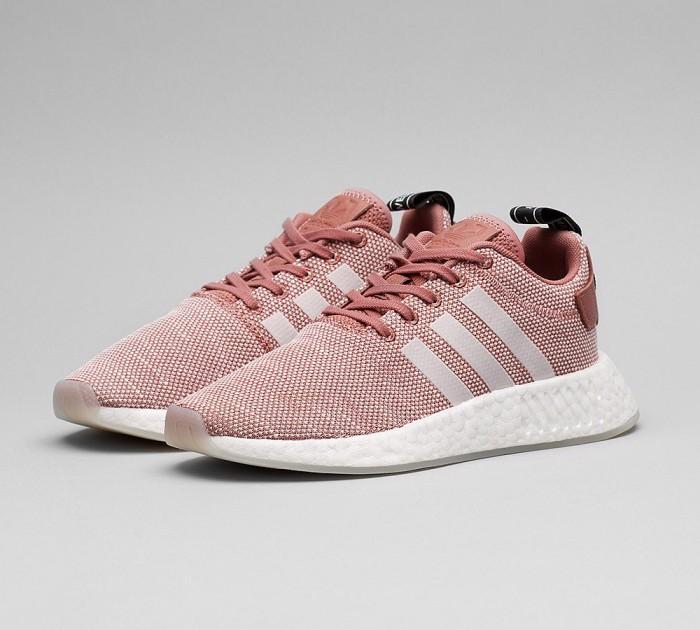huge selection of bd6a0 5d2f3 Jual sepatu adidas nmd r2 ash pink crystal white - Kota Tangerang Selatan -  toko branded ori | Tokopedia