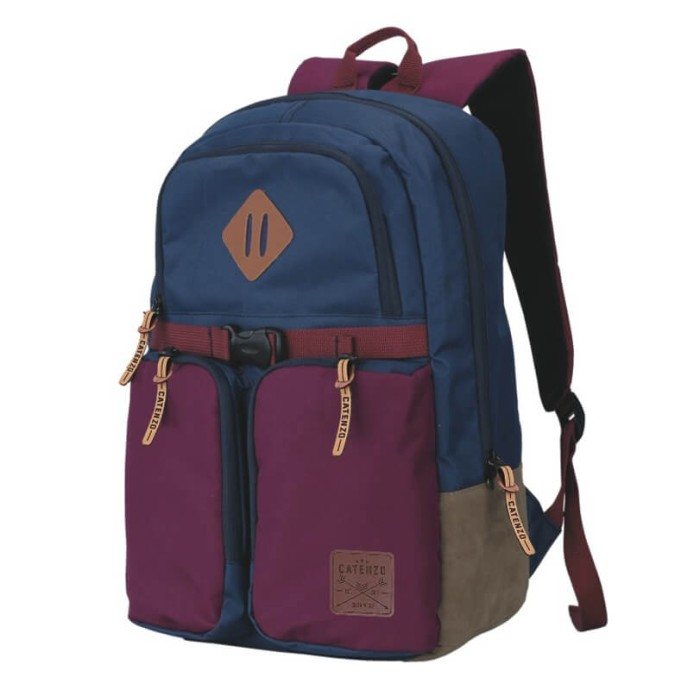 harga Tas ransel / backpack casual laptop pria catenzo zn 006 Tokopedia.com