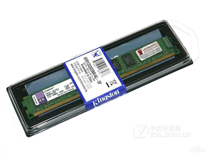Foto Produk MEMORY PC DDR3 4GB BARU - KINGSTONE (Ram Komputer / Desktop ddr3 4 gb) dari SUPPLIER KOMPUTER