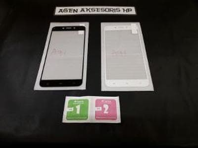 Foto Produk KOREAN Tempered Glass Warna Oppo A71 5.2 inchi FULL Scr Limited dari Agen Aksesoris66