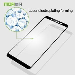 Foto Produk Murah Meriah Tempered Glass Warna Vivo V7 Plus 3D Full Berkualitas dari Bintang.Acc