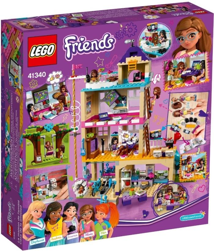 Jual Lego Friends 41340 Friendship House Kota Administrasi Jakarta
