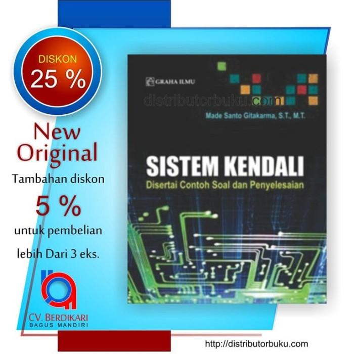 harga Sistem Kendali; Disertai Contoh Soal Dan Penyelesaian Tokopedia.com