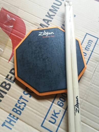 harga Drum pad 10 inchi murah bonus stick Tokopedia.com
